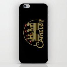 Merlin's Magic Kingdom iPhone & iPod Skin