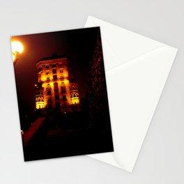 Night Crest 6 Stationery Cards