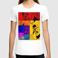 x men T-shirts featuring X-Men by Carrillo Art Studio