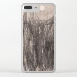 ~In The Night Light~ Clear iPhone Case