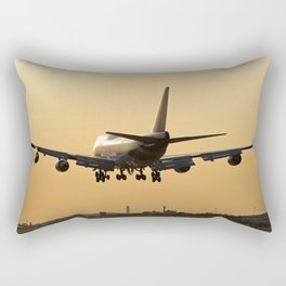 Thai Airways Boeing 747-4D7/ER Rectangular Pillow