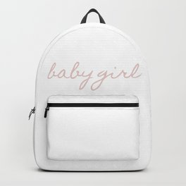 babygirl Backpack