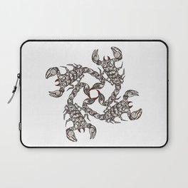Tribal Scorpions Laptop Sleeve