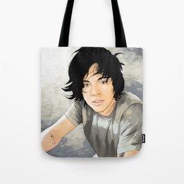Flat Hair Harry #indie Tote Bag
