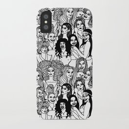 Real Housewives Pt.1 and 2 combined iPhone Case