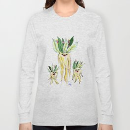 Roots - Mandrake - Mandragola Long Sleeve T-shirt