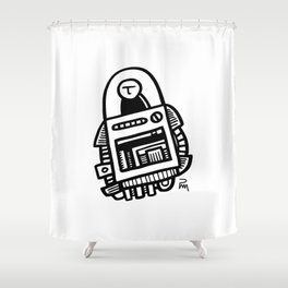 Explorer MDL 01010 - PM Shower Curtain