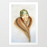 Bessie Smith Art Print