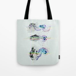 Young of an Unknown Tote Bag
