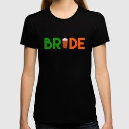Irish Bride St. Patrick's Bachelorette T-shirt