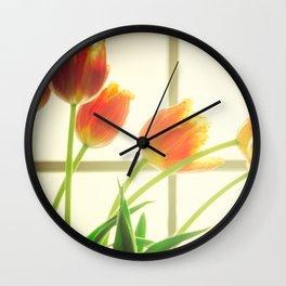Effluence Wall Clock