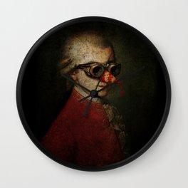 Surreal Steampunk Mozart Wall Clock