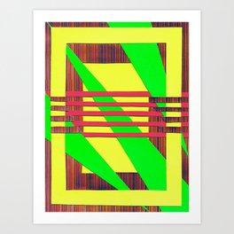 TURTLEscreech Art Print