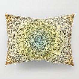 Bohemian Lace Pillow Sham