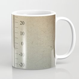 burnt match thermometer Coffee Mug