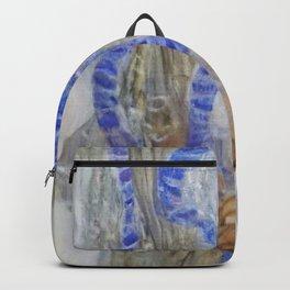 Gustav Klimt - Portrait Of Gertrud Loew - Digital Remastered Edition Backpack