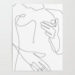 Sensual Erotic Poster