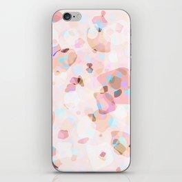 Terrazzo Crystals I. iPhone Skin