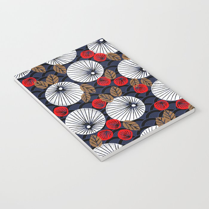 Parasol Garden Notebook
