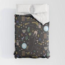 Tea Witch Starter Kit - Illustration Comforters