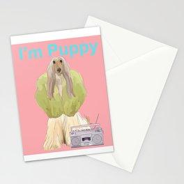 I'm Puppy Stationery Cards