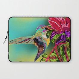Hummingirds Sweet Lunch Laptop Sleeve
