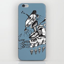 Is this how music sounds better iPhone Skin