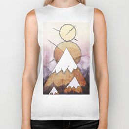 Metal Mountains Biker Tank