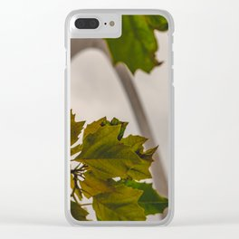 Summer vibes Clear iPhone Case