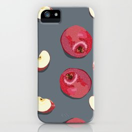 How Bout Them Apples? iPhone Case