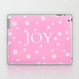 Winter Joy - pink - more colors Laptop & iPad Skin