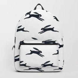 Bunnies Hopping Everywhere Backpack