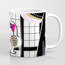 Angelamb's Window Coffee Mug