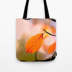 Autumn Bokeh Tote Bag