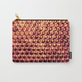 Hi Honey (Beehive) Carry-All Pouch