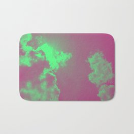 Radiant Clouds Bath Mat