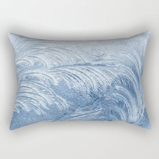 Frozen freeze Rectangular Pillow