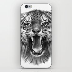 Wicked Tiger G093 iPhone & iPod Skin