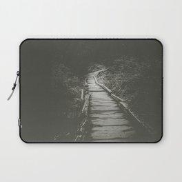 Dark trails Laptop Sleeve