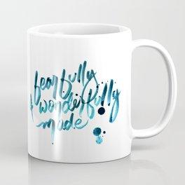 Fearfully & Wonderfully Made Coffee Mug