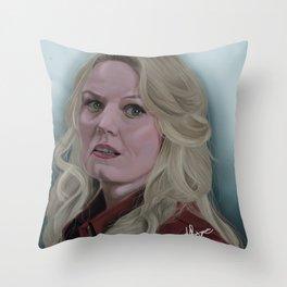 The Saviour Throw Pillow