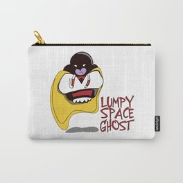 Lumpy Space Ghost Carry-All Pouch