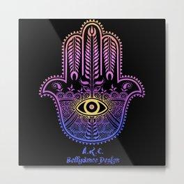 khamsa Metal Print
