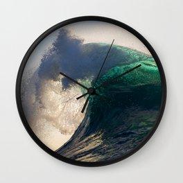 Overhang Wall Clock