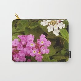 Purple drops Carry-All Pouch