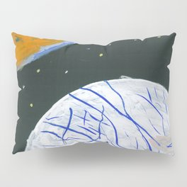 Europa and Io Pillow Sham