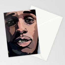 ASAP ROCKY---ARTWORK Stationery Cards