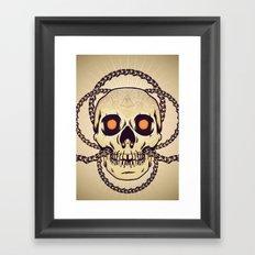 Chainbreaker Framed Art Print