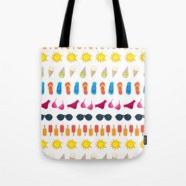 Sweet Summertime Tote Bag