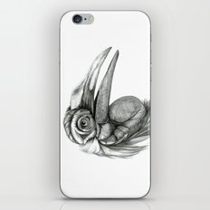 Southern Ground-hornbill SK044 iPhone & iPod Skin